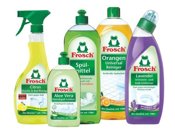 Sell FROSCH cleaning supplies