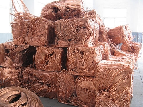 Sell 100% High Quality Copper Millberry/ Wire Scrap 99.95% to 99.99% purity