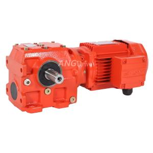 Wholesale Mechanical Transmission Parts: Helical Worm Speed Ruductor Gear Motor