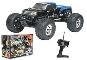 Wholesale hpi: Original Model HPI Racing RTR 1/8 Savage XL 5.9 with 2.4GHz 112601