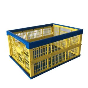 Wholesale storage basket: High Quality Outdoor Foldable Feature Plastic Storage Mesh Style Baskets