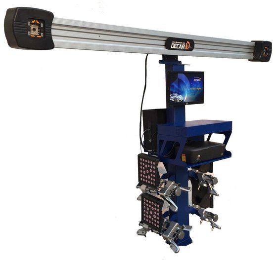 Precise Manual 3D Wheel Alignment High Quality with Cheap Price