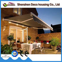 Sell High Quality Aluminum Retractable Awning Cheap