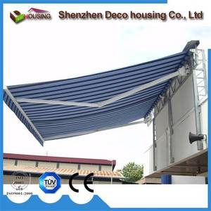 Wholesale Manual Retractable Awning - Manual Retractable