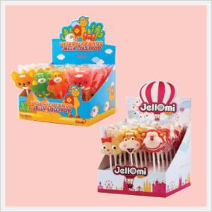 Wholesale korean ice cream: Jelly Lollipops