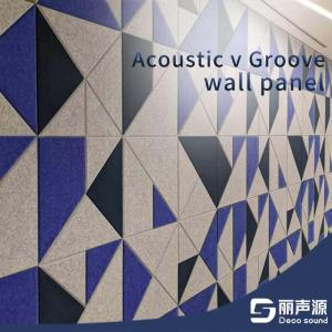 Wholesale wall panels: Acoustic V Groove Wall Panel