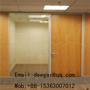 Wholesale solid wall partition: All Solid or Part-glazed Partition