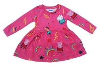 Baby Girls Printed Frock (3-8 Years)