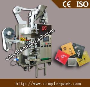 Wholesale filling equipment: C16F Automatic Inner and Outer Tea Bag Packing Machine Horizontal Auger Filler