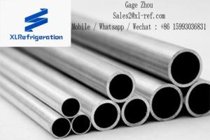 Wholesale Air Conditioner Parts: Refrigeration Extrusion  Aluminum Tube Round 3003 O  6*0.8/9.52*0.8