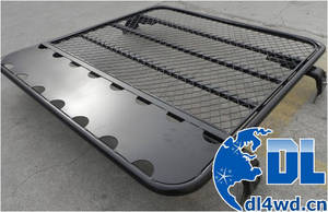 Wholesale roof rack: 4x4 Roof Rack Universal Off Road Steel Car Roof Rack