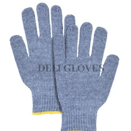 Sell Safety Gloves with Yellow Overlock