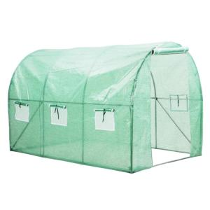 Wholesale walking: DIY Home Hobby Portable Walk-in Tunnel Greenhouse