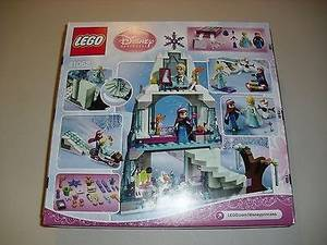 Wholesale disney movies: LEGO 41062 Elsa Sparkling Ice Castle