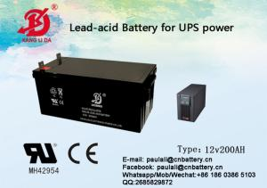 Wholesale children electric car: Deep Cycle Battery,Sealed Lead Acid Battery 12v 200ah for UPS