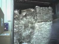 Sell LLDPE/LDPE film baled 99% clean.