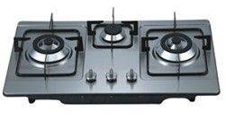 Wonderful 3 Burners Built In Hob Gas Stove Gas Cooker Image