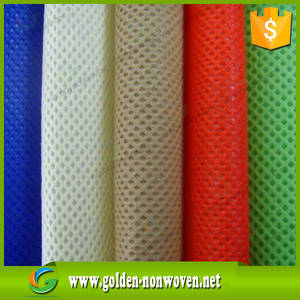 Wholesale table clothes: 100% Polypropylene /Tnt Spunbond Nonwoven Fabric for Table Cloth