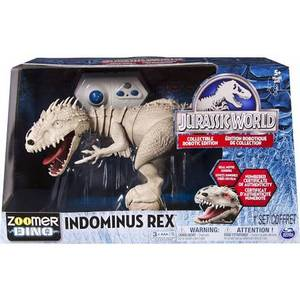 Wholesale jurassic world: Zoomer Dino Jurassic World Indominus Rex Robot by Spin Master Inc