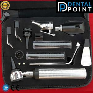 Wholesale diagnostic instruments: Ear,Nose and Throat Surgical Ophthalmoscope & Otoscope Diagnostic Set of 12 Instruments