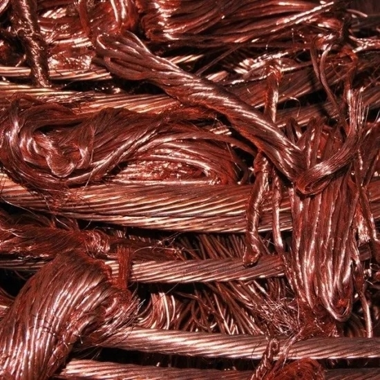 Sell copper scrap