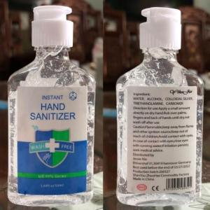 Wholesale anti bacteria gel: Disinfectant Hand Sanitizer Gel and Spray Kills 99.9 % Germs