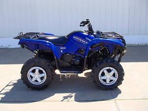 Wholesale ATV: 2008 Yamaha YAMAHA'S BEST! GRIZZLY 700