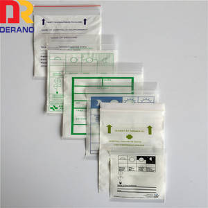 Wholesale zip lock: High Quality 3 Colors Printed Medicine Zip Lock Bags for Pill