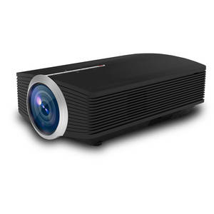 Wholesale Presentation Equipment: Portable LCD Multimedia HD Home Mini  LED 3D Projector