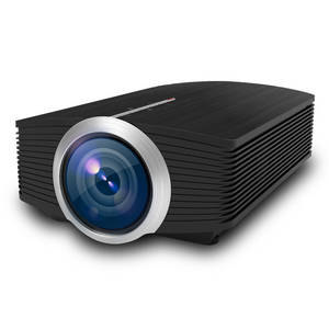 Wholesale vga lens: new Style Portable LCD Multimedia HD Home Movie LED 3D Projector
