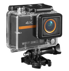 Wholesale waterproof action sports camera: 4K Wifi Remote 40m Waterproof 2inch Screen Sport Action Camera SJ4000