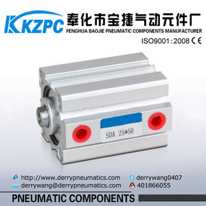Wholesale sda: SDA 25*40 Aluminum Alloy AIRTAC Type Single Acting Air Cylinder SC20*40