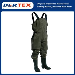 Wholesale water proof industrial fabric: Hot Sale with Pocket Insulated Environmentally Friendly Materials Men Breathable Emerger Waders