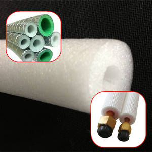 Wholesale pe foam pipe: Bespoke PE Foam Hollow Tube Bars for Air Conditioning Insulation Pipe