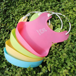 Wholesale Baby Bibs: Colorful Silicone Baby Bib with New Design Factory Direct Supply