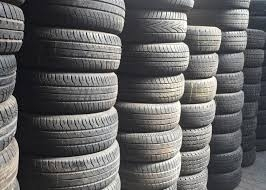 Wholesale used tyres: Used Tyres Scrap