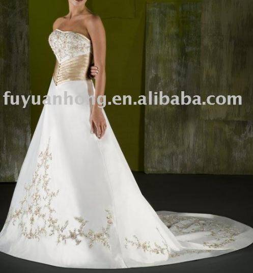 Sell Wedding Gown(id:7957656) From Suzhou City Jinchang