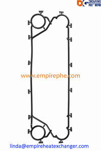 Wholesale Refrigeration & Heat Exchange Parts: Rubber Gaskets for Plate Heat Exchanger