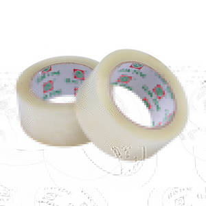 Wholesale shrink wrapping machine: Free Sample Bopp Packing Adhesive Tape