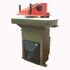 Wholesale shoes box cutter: HTA-220T Leather Trim Manual Clicker Press Machine