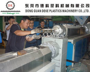 Wholesale plastic pelletizing machine: plastic Flakes Recycling  Pelletizing Machine