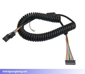 Wholesale curly: 90V Curly Cable