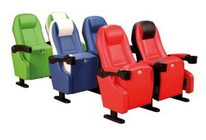 Wholesale cinema seat fabric: 2 Seater Theatre Chairs