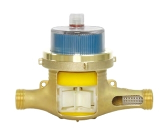 Digital Electronic (Multi Dry) Water  Meter with Back Water Valve