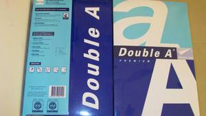 Wholesale paper: Double A A4 Copy Paper 70gms - 80gsm