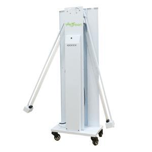 Wholesale smart lamp: Good Quality Smart UV Sterilizer UV Lamp Portable Mobile Ultraviolet Hopstital Uvc Trolley