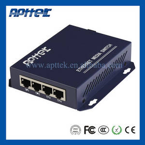 Wholesale ultra sx: Wholesale 4-port Network Switch Network Ethernet Switch
