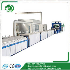 Wholesale gas water heater: Galvalized Wire Production Line