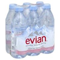 Evian Mineral Water, Drinking Water, Mineral Sparkled Water