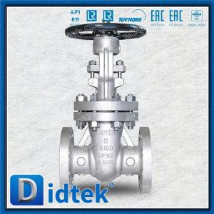 Wholesale wedge: Didtek Stainless Steel Wedge Gate Valve